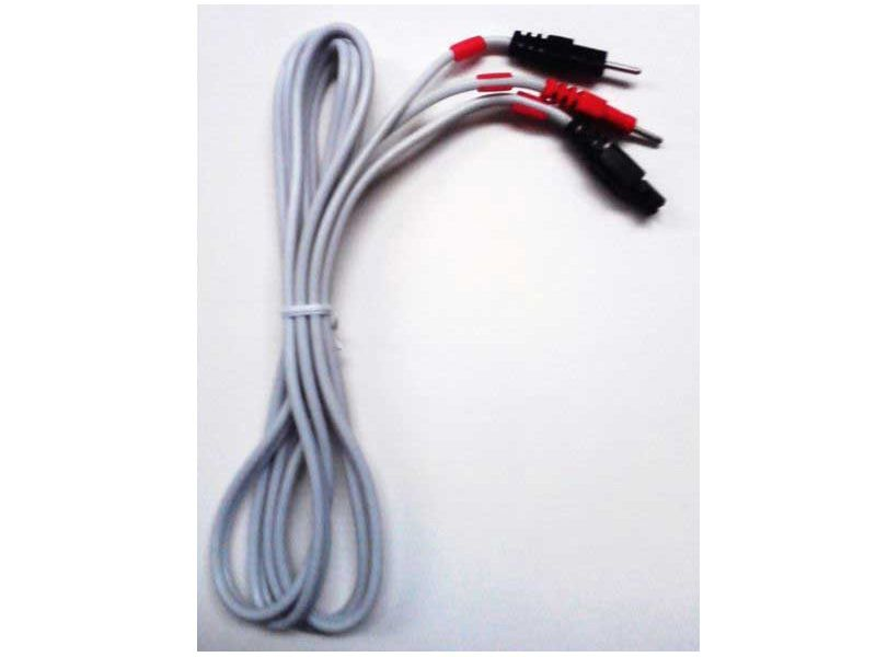 ed16d4355a3 Cable Paciente para TENSMED P82 y S82 2 uds